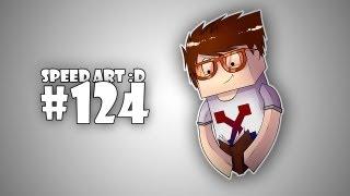 SpeedART for XiTman[Minecraft] #124
