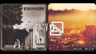 Eminem Ft Dido vs Yondo Music - Part of Stan (DJ 103 Mashup Remix)