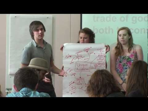 Newcastles of the World 2012 - Youth Session (Employment & Enterprise)