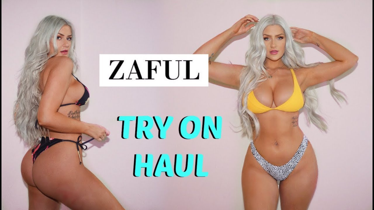 d10039be08f14 ZAFUL Try On Haul     2018 Honest Review - YouTube