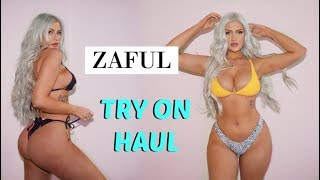 ZAFUL Try On Haul /// 2018 Honest Review
