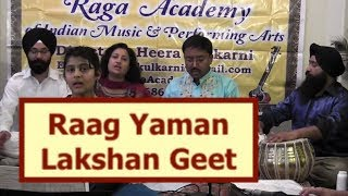 Saba Guni Jana by Raga Academy of Indian Music