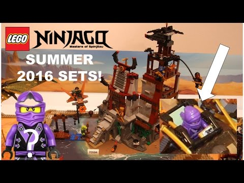 Ninjago All Sets  Chen S Island Sets With Kai Build