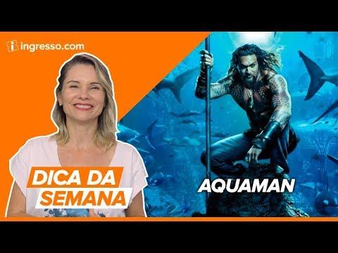 Dica da Semana com Renata Boldrini | Aquaman
