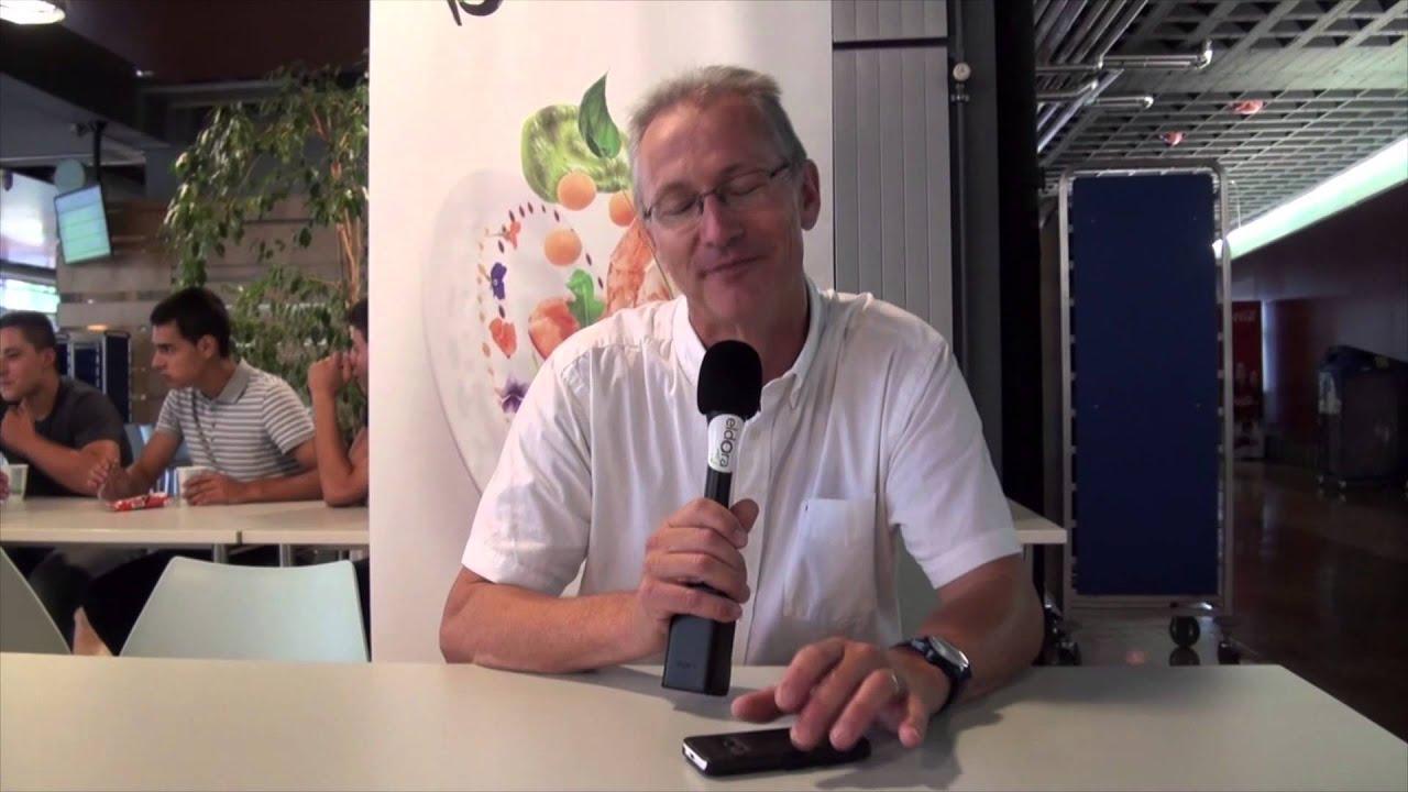 Interview de Jean-Pierre Blaser, directeur adjoint de l'EPSIC (Ecole professionnelle - Lausanne)