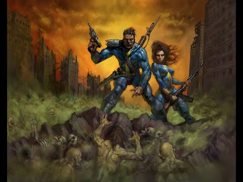Fallout 1: The Story Mod - Chapter 8 - The Unity (Very Hard) (Edited) |
