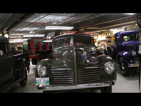 Inside Heritage Park Historical Village - Calgary, Alberta - Canada
