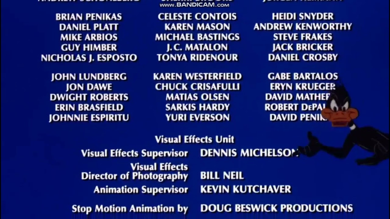 Download Gremlins 2 The New Batch 1990 End Credits