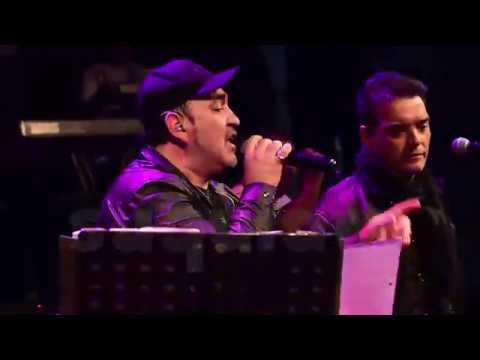 Ale Ceberio y Claudio Toledo - Una noche de '98 - Atenas 7/07/2018