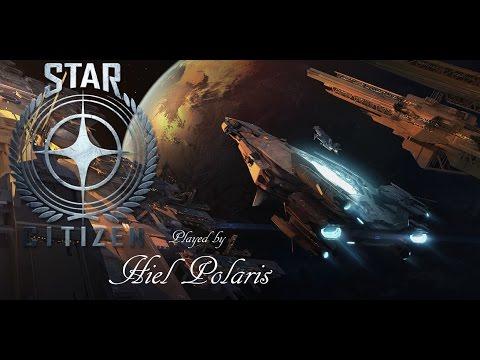 STAR CITIZEN #03 - Hangar Self-Landed [Visite]