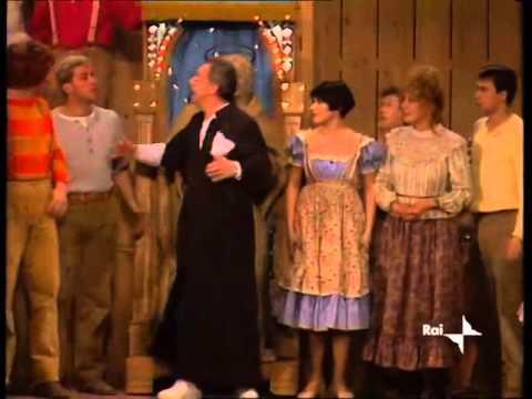 Aggiungi un posto a tavola 1990 teatro carcano atto secondo youtube - Aggiungi un posto a tavola clementina ...