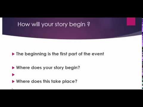 Plan A Narrative essay