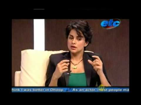 Komal Nahta with Gul Panag