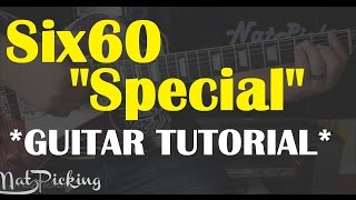 Six60 - Special *Guitar Lesson*