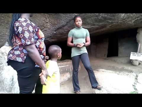 Olumo Rock A Tourist center in South-Western part of Nigeria