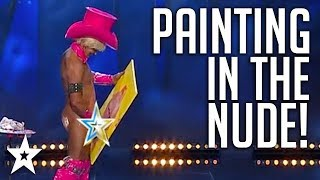 Painter's Got The FULL Package... | Sweden's Got Talent | Got Talent Global