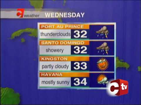 Caribbean Travel Weather   Wednesday August 30th, 2017