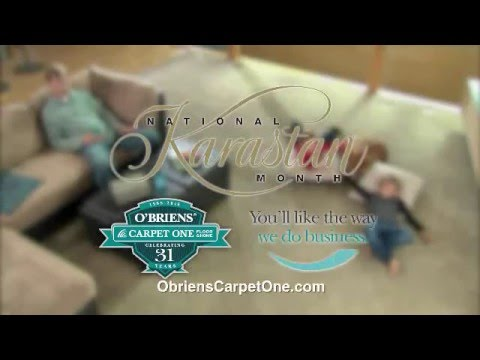 O Briens Carpet One National Karastan Month Spring 2016