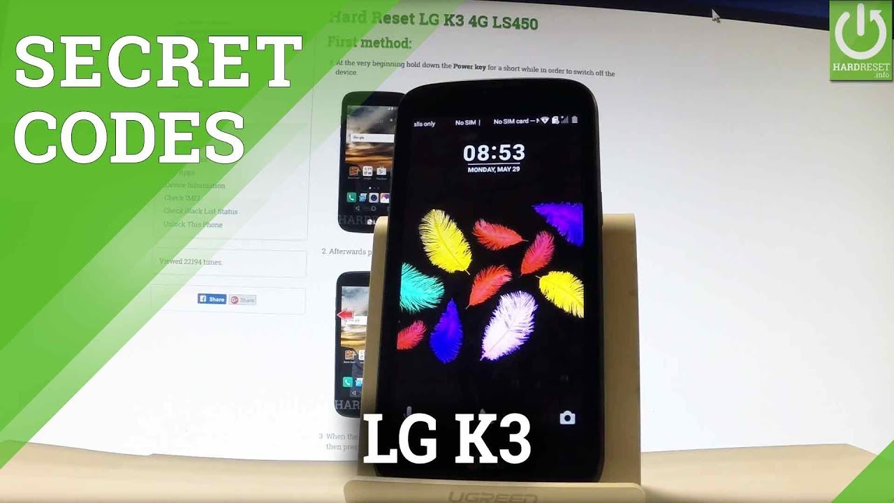 Lg K3 Tips and Tricks Videos - Waoweo