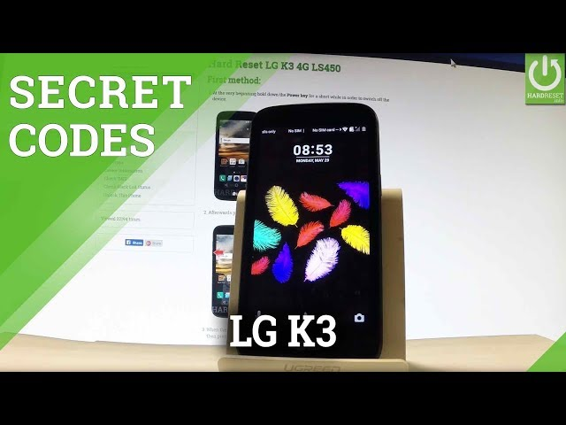 3 APN settings for LG K3 - APN Settings UK