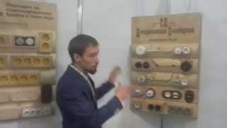 Ассортимент накладок на оцилиндрованное бревно.(Компания naBrevno участвовала в выставке Красивые деревянные дома 2015 и я рассказал об основном ассортименте..., 2015-11-13T18:10:12.000Z)