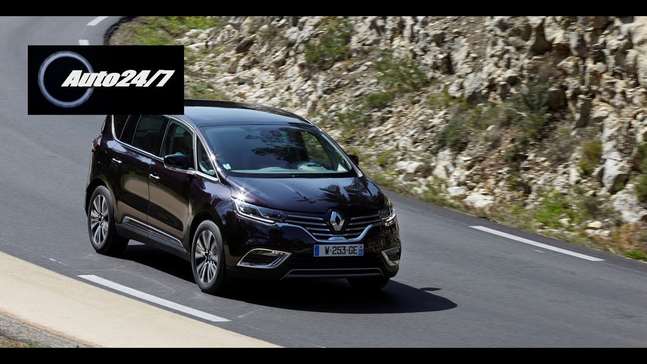 new 2015 renault espace youtube. Black Bedroom Furniture Sets. Home Design Ideas