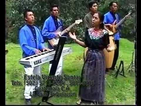 Estela Vicente Sontay La Gran Tribulacion, Coros Penteales y de Avivamiento
