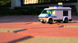 LEGO(crash)STOP MOTION