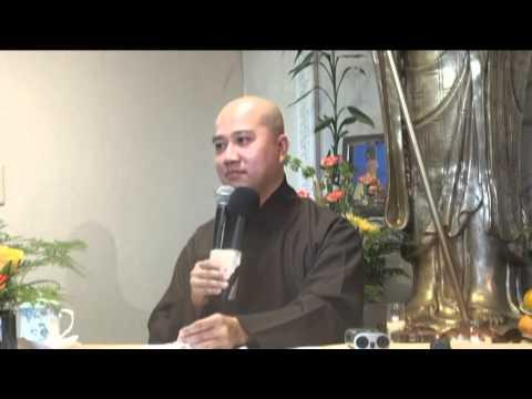 Tịnh Nhân Tịnh Quả - Thầy. Thích Pháp Hòa tại Morrison, CO (May 20 , 2012)