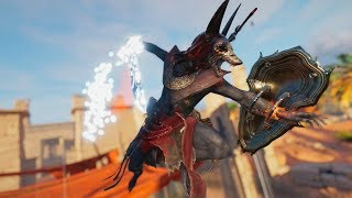 Assassin's Creed Origins: Stealth Gameplay & High Action Combat - Compilation Vol.13 (Xbox One X)