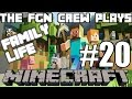 The FGN Crew Plays: Minecraft Family Life #20 - Sky High in Nether (PC)