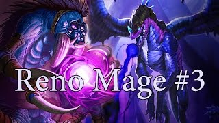 Hearthstone Reno Mage S26 #3: Unpredictable Rogues