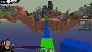 Minecraft Bed Wars #14 - ULTRA WALKA Z CZITERAMI! | Vertez