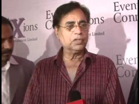 Jagjit Singh at the Launch of Event Connexions Company - Bollywood Hot News
