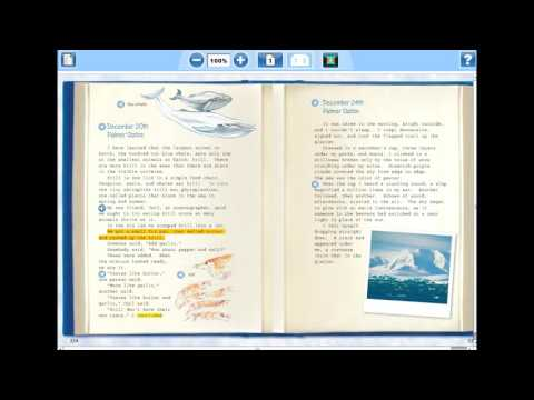 Journeys Lesson 13 Antarctic Journal