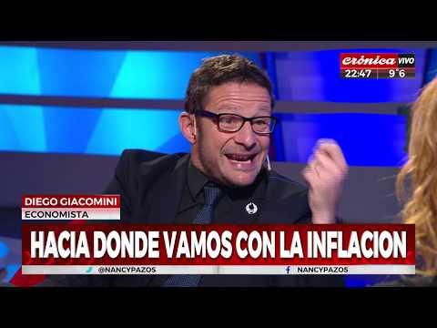 """diego-giacomini-en-marca-pazos:-""""argentina-ya-comenzó-el-camino-del-default"""""""