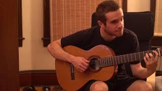 Cordoba Cadete 3/4ths Guitar Sound