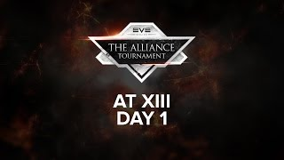 Alliance Tournament XIII Day 1