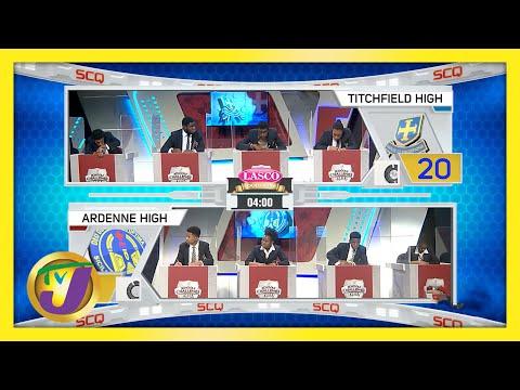 Titchfield High vs Ardenne High | TVJ SCQ 2021
