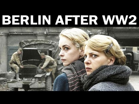 Berlin After World War 2 | Berlin Before the Wall | Documentary | 1961