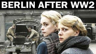 Berlin After World War 2   Berlin Before the Wall   Documentary   1961