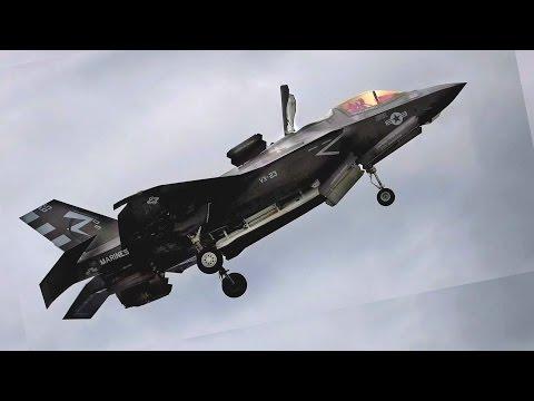 Lockheed Martin F-35 Lightning II Compilation