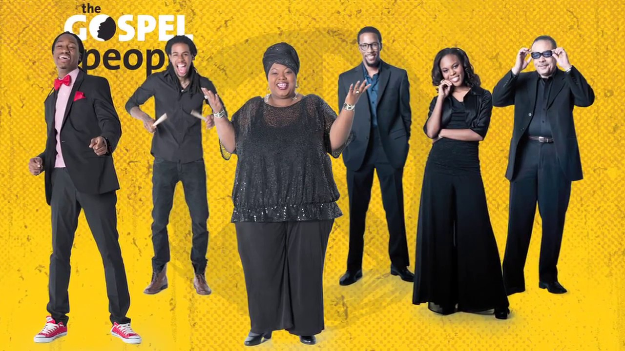 The Gospel People - Peace for the World-Tour 2016-2017