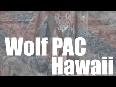 Wolf PAC Hawaii Unanimously Takes House Of Representatives