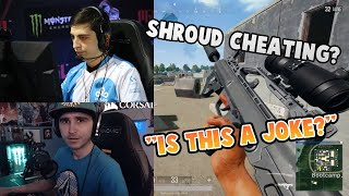 Summit1G Reacts: Shroud Poṡsibly Using Humanized Aimbot/Aim Assist/Private Cheats (PUBG+CSGO)