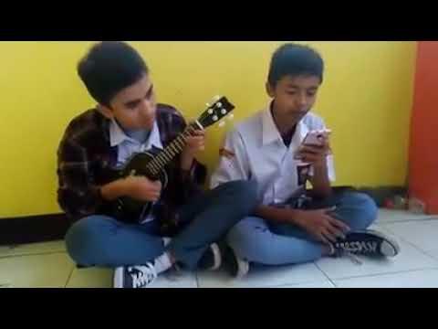 Viral. Ayah Kukirimkan Do'a (ukulele cover)