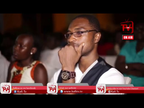 KOFI ADOMA GOES ON LIVE EXCURSION WITH KOFITV #kofitvlive
