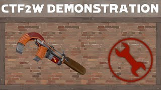[TF2] Custom Weapon Demonstration: The Magnetic Horseshoe