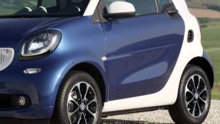 2015 Smart ForTwo action & beauty showcased