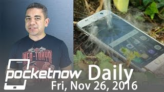 Samsung Galaxy S8 cost increase, Cyber Monday deals & more - Pocketnow Daily